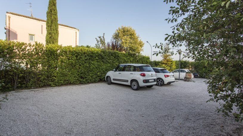Hotel Parking in Matera Basilicata