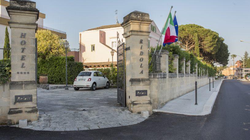 Hotel Ridola con Parcheggio Matera