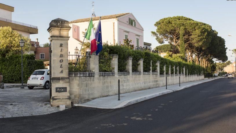 Hotel Ridola Parcheggio